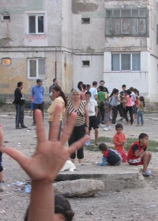 Ghettoszene Botosani - banale Perspektivenlosigkeit
